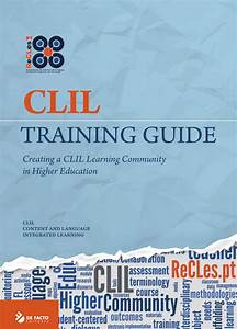 Pdf  Recles Pt Clil Training Guide  Creating A Clil