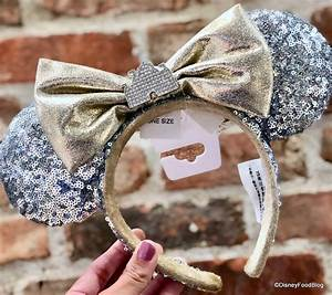 The New Minnie Castle Ears Have Landed in Disneyland — And ...
