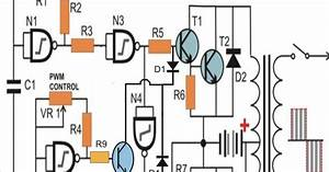 Only Wiring And Diagram  How To Make A Simple 200 Watt