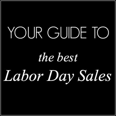 your guide to shop the best labor day sales my favorite