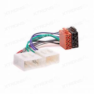 Car Stereo Wiring Harness Iso Adaptor Lead For Mazda 1987