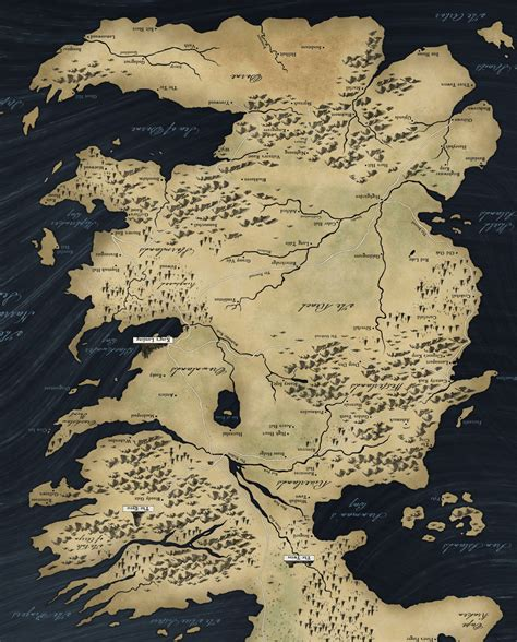 westeros map wallpaper  wallpapersafari