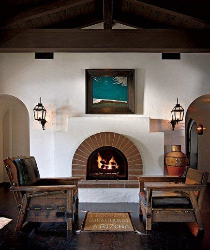 fireplace mantels and surrounds 74 best and mediterranean revival styles images on 7208