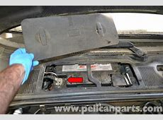 Audi A4 B6 Steering Wheel and Air Bag Removal 20022008