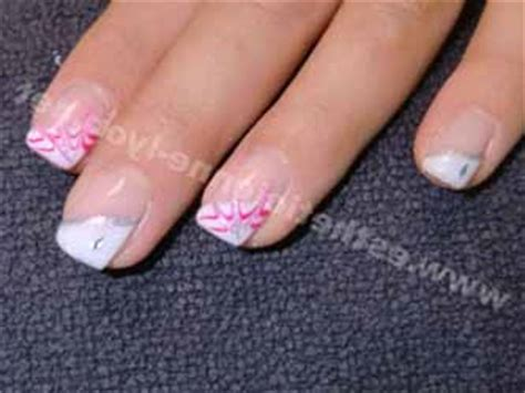 idee deco ongle blanche deco ongle fr