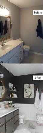 awesome bathroom ideas 10 before and after bathroom remodel ideas for 2016 2017 bathroom