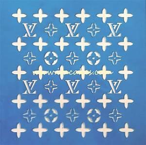 Louis Vuitton Stencil #2 Itacakes - Part 1