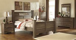 buy ashley furniture allymore poster bedroom set With ashley s home furniture