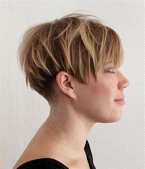 overwhelming short choppy haircuts    bob