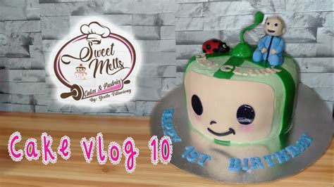 Not sure about you, but we've made some pretty ordinary kids' birthday cakes in our time! Cake Vlog   CocoMelon Theme Cake   Coco Melon Cake   Daily ...