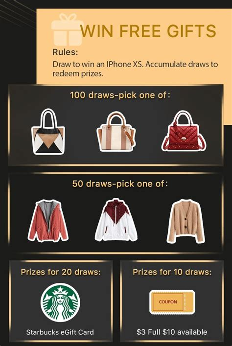 We did not find results for: Lucky Draw (With images)   Egift card, Free gifts, Zaful