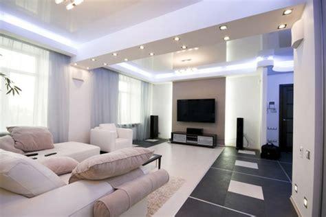 beleuchtung wohnzimmer decke indirekte beleuchtung an decke 68 tolle fotos archzine net