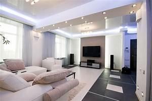 Wohnzimmer Beleuchtung Ideen : indirekte beleuchtung an decke 68 tolle fotos ~ Yasmunasinghe.com Haus und Dekorationen