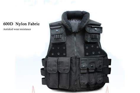 Tactical Vest Cool Mens Hunting Vest Outdoor Training