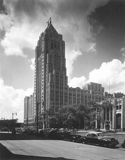 Fisher Building Detroit Historical Wait Call Tour