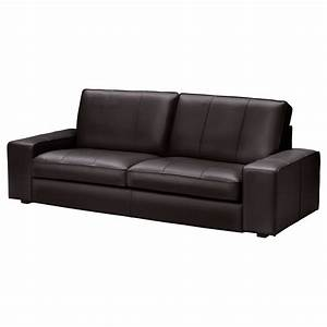 Ikea Brown Leather Sofa Replacement Slipcovers For Kramfors Series TheSofa
