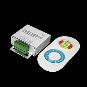 Variateur Pour Led : variateur d 39 intensit rf tactile pour strip led 12v ~ Edinachiropracticcenter.com Idées de Décoration