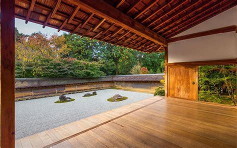 japanese japan temples temple garden rock ryoanji kyoto zen stunning gardens travel landscape ji buddhism zoom getty dragon cnn shrines