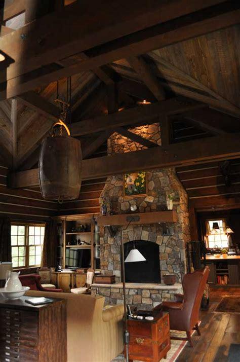 mountain cabin custom home frisco