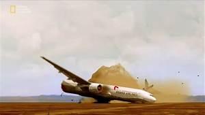 Asiana Airlines Flight 214 - Crash Animation