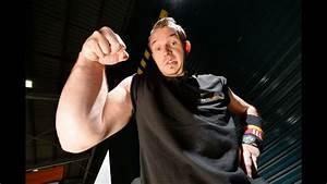 Matthias Schlitte - The Real Life Popeye Arm Wrestler