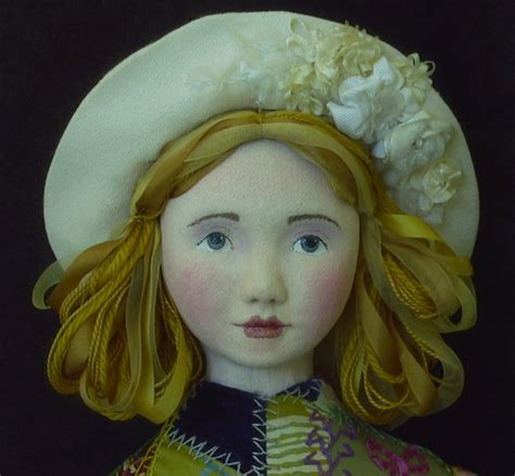 lolly yocum original art doll site