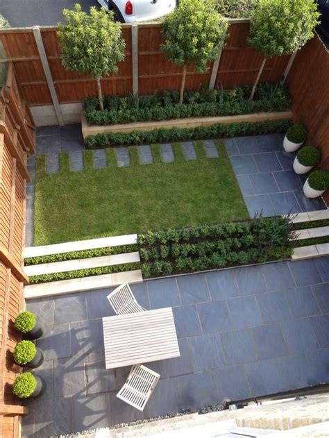 Aménagement Petit Jardin  Idées Et Astuces Pour L'optimiser