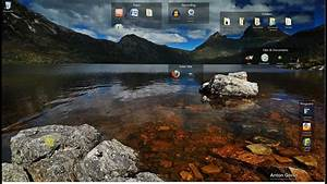 How To Change Desktop Background Photo Speed And Content
