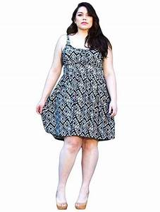 Plus Size Casual Summer Dresses Cheap - Evening Wear