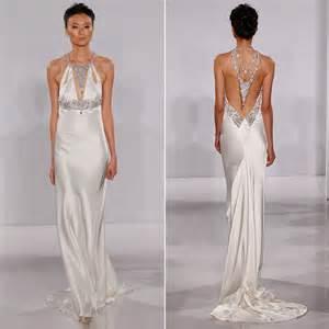 wedding dresses for brides wedding dress trend backs pnina tornai wedding dresses photos brides