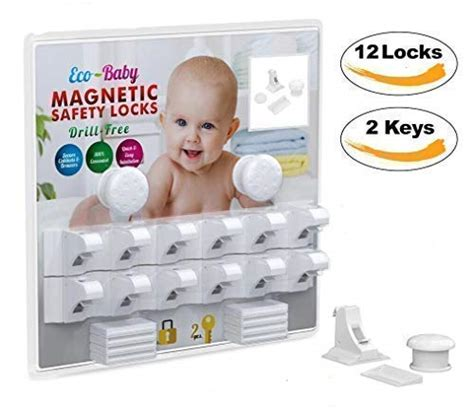 Child Locks For Cabinets by 10 Best Cabinet Locks For Babyproofing 2019 Reviews
