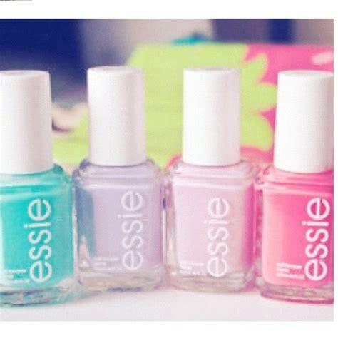 cute pastel essie polishes pastels pinterest