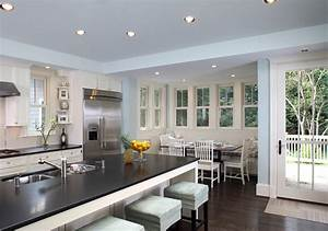 Impressive breakfast nooks in Kitchen Transitional with
