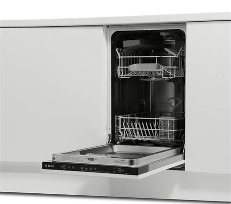 Buy BOSCH SPV40C10GB Slimline Integrated Dishwasher   Free