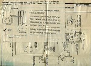 1930s     Vintage Lucas Wiring Diagrams
