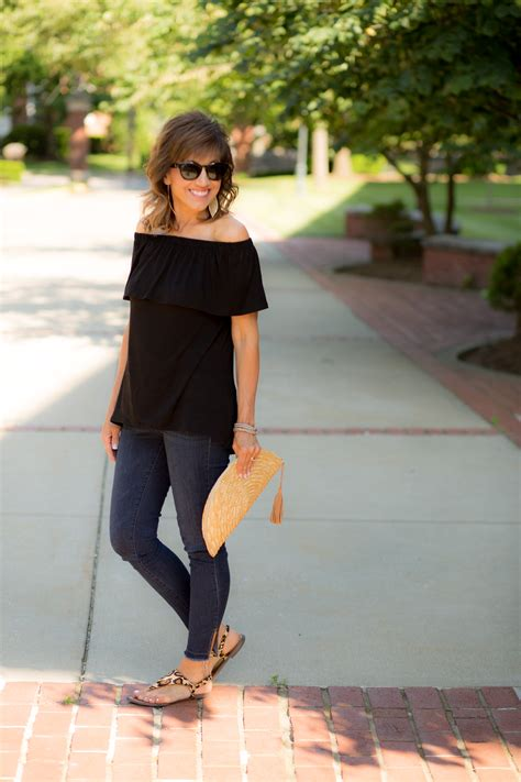 Casual Summer Date Night Outfit - Grace u0026 Beauty