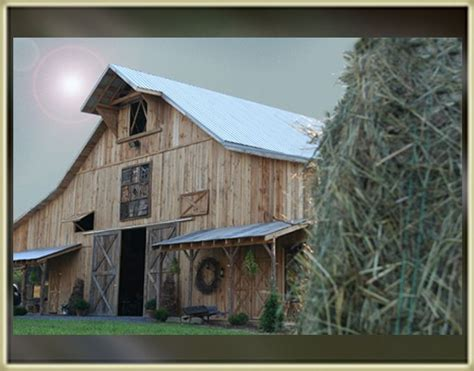 harvest acres farm  rustic barn rental venue
