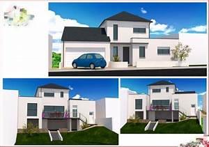 Sous Sol Maison : plan maison r 1 avec sous sol ~ Melissatoandfro.com Idées de Décoration