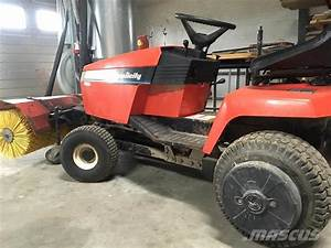 Used Simplicity 12 5 Lth Med Front Pto Compact Tractors