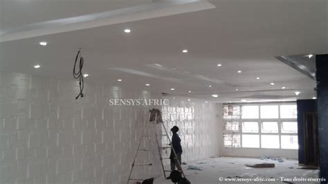 faux plafond bureau faux plafond bureau de réunion sensys afric sensys afric