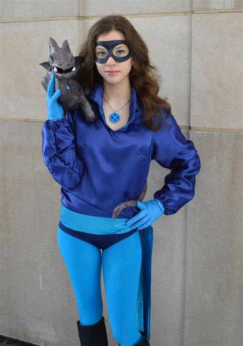 Kitty Pryde Shadowcat Comic Costume