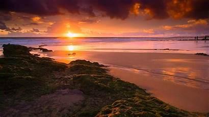 Sunset Golden Desktop Wallpapers Goldenlight