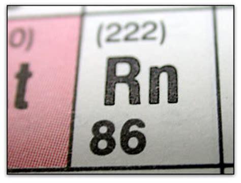 how is radon gas formed public health wales radon