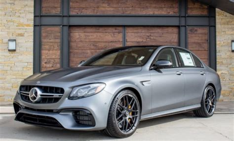 Whether you need a new car or are just browsing to see what's new in the. 2020 Mercedes-Benz AMG E 63 Owners Manual - Carlotta Wines