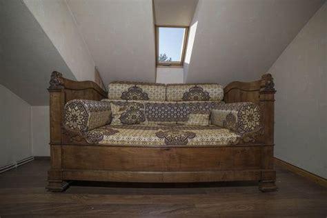 transformer un lit en canapé lit canapé ancien clasf