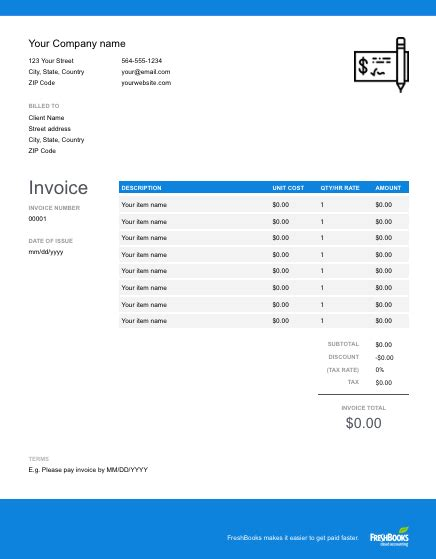 due invoice template   send  minutes
