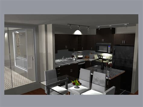 20 20 Kitchen Design  Yulia Degtiar 3d2d Graphic Designer