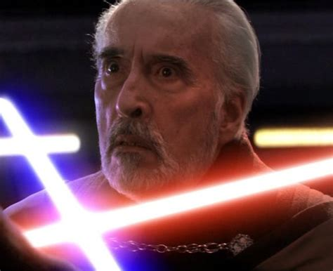 Count Dooku Meme - star wars count dooku blank template imgflip