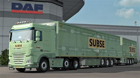scs company skins trailers ownership  ets euro truck