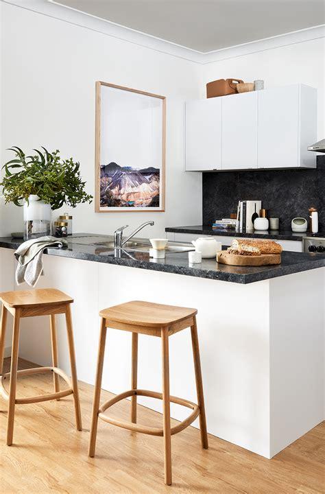 clean  crisp kitchen inspiration  ideas kaboodle